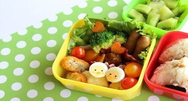 Easy, tasty and health lunch box recipes for your kids