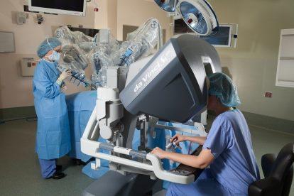 Robotics Surgeries