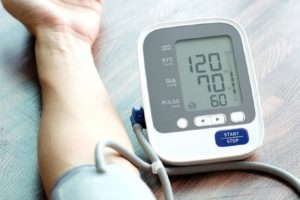 blood pressure monitors to reduce risk of stroke