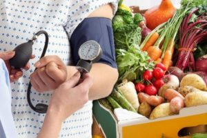 Foods to regulate blood pressure levels