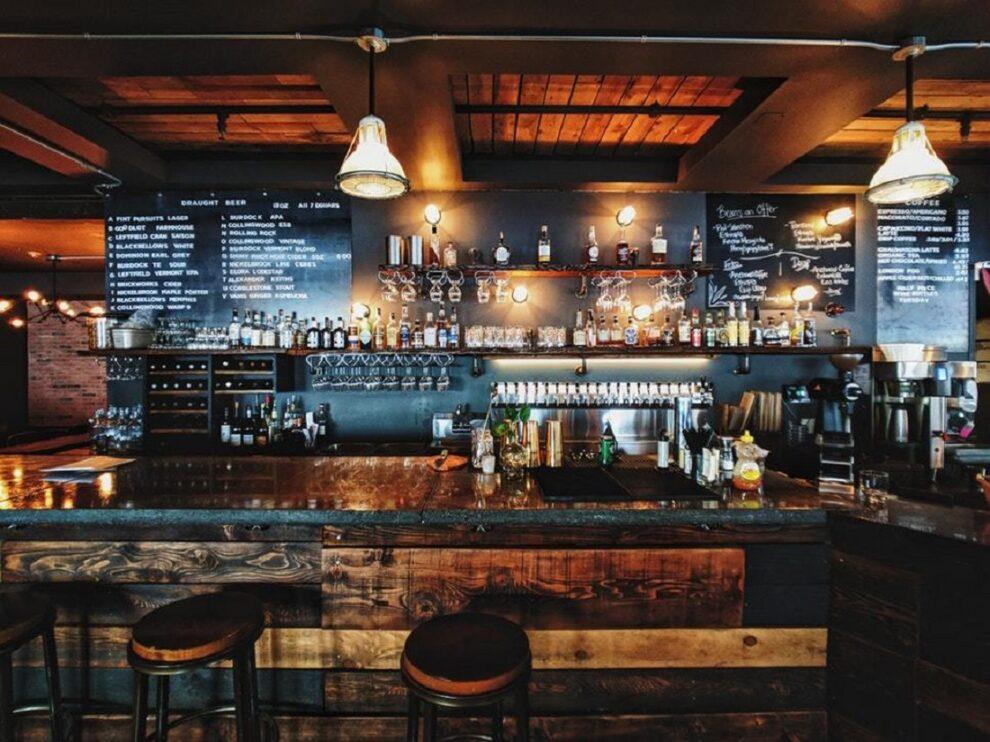 Empty Bars in COVID-19