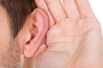 COVID-19 associated hearing loss