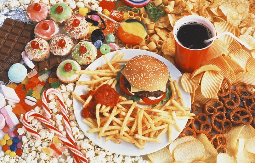 Food Item to avoid
