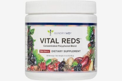 Vital Reds dietary supplements