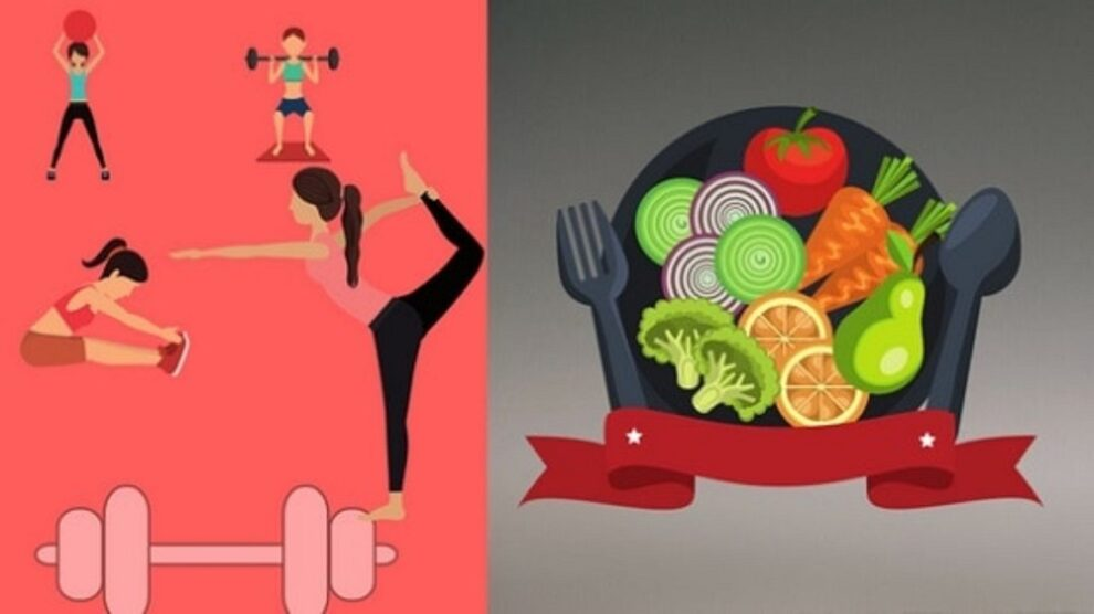 Health Diet And Exercise