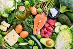 Keto diet high fat low carb diet
