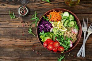 Vegan diet requires supplements