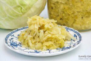 sauerkraut for health