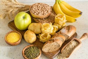 Carbohydrates or carbs
