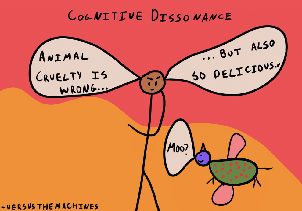 Cognitive Dissonance Every Individual Experience