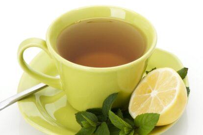 Green tea with lemon health benefits