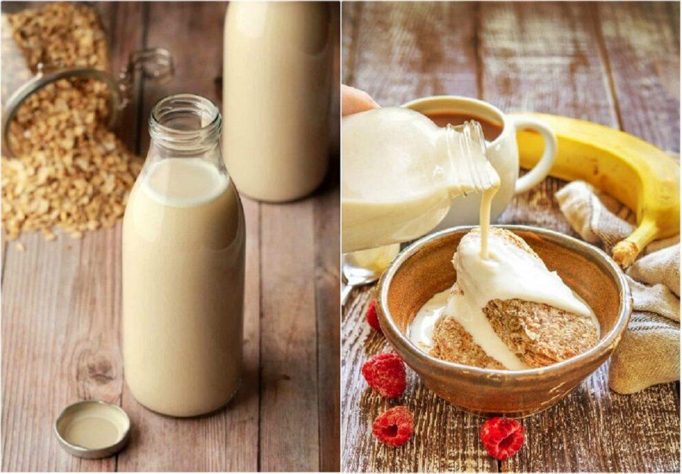 Oat Milk Nutritious Milk alternative