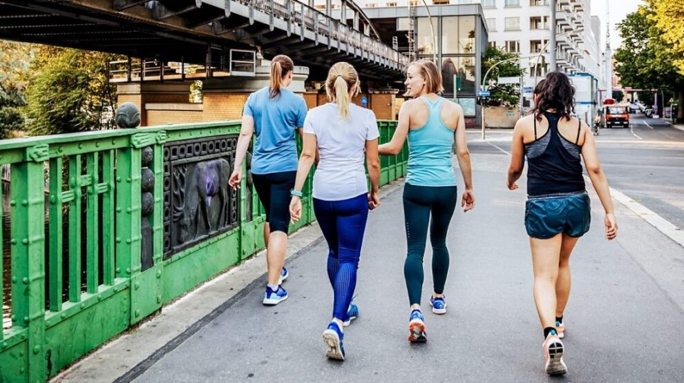 muscle training for walking