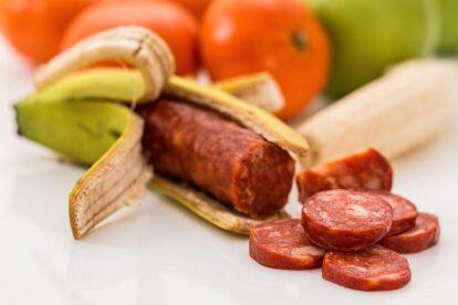 Ultra-processed foods IBD